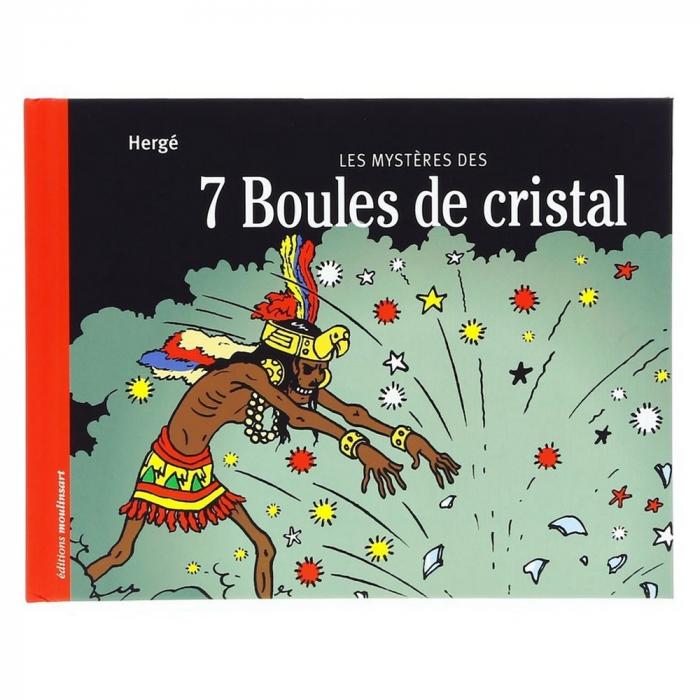 Hergé, Moulinsart: Les Mystères des 7 Boules de cristal (2012)