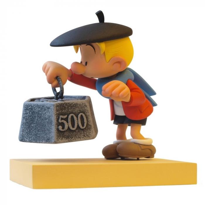Figurine de collection Fariboles Benoît Brisefer BEN02 (2014)