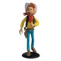 Collectible Figure Fariboles Spirou Far-West Tribute to Lucky Luke SPIF (2016)