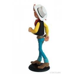 Figura de colección Fariboles Spirou Far-West Homenaje a Lucky Luke SPIF (2016)