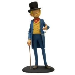 Figura de colección Fariboles Fantasio Far-West Homenaje a Lucky Luke FANF 2016