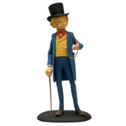 Figurine de collection Fariboles Fantasio Far-West Hommage à Lucky Luke (2016)