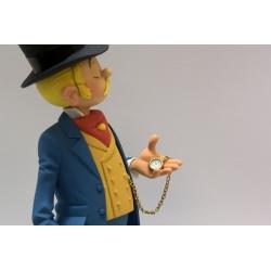 Figurine de collection Fariboles Fantasio Far-West Hommage à Lucky Luke (2016)