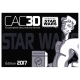 Star Wars figures catalog cac3d comics Sideshow / Attakus / Hot Toys (2017)