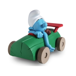 Les Schtroumpfmobiles: Le Schtroumpf paresseux Figures et Vous SM01 (2017)