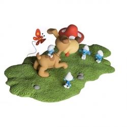 Collectible Figure Fariboles The Smurfs: Puppy PUPZED (2016)