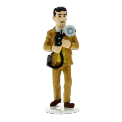 Collectible figure Tintin Gino Carte de voeux 1972 (46500)