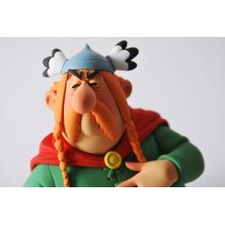 Collectible Figurine Fariboles Asterix Chief Vitalstatistix ABRA (2017)