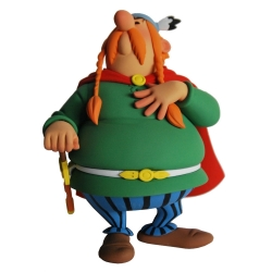 Figurine de collection Fariboles Astérix Abraracourcix ABRA (2017)