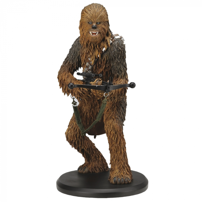 Elite Collection Figure Star Wars Chewbacca Attakus 1/10 SW032 (2017)