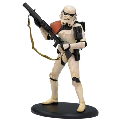 Figura de colección Star Wars Sandtrooper Attakus 1/10 SW045 (2017)