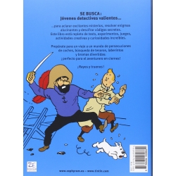 Big Activity Book Games The Adventures of Tintin and Snowy 288-4 ES (2015)