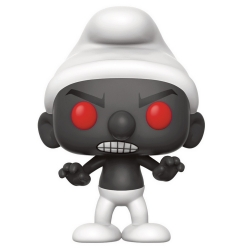 Figurine de collection Funko POP! Vinyl Le Schtroumpf Noir FK21356 (2017)
