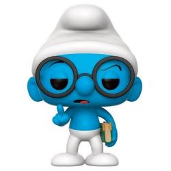 Collectible figure Funko POP! Vinyl The Smurfs: The Brainy Smurf FK20122 (2017)
