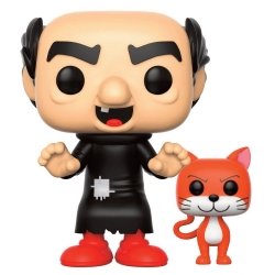 Figures Funko POP! Vinyl The Smurfs: Gargamel and Azraël FK20141 (2017)