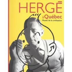 Catálogo de la exposición de Hergé en Québec, Museo de la Civilización (24365)