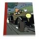 Agenda de bureau 2018 Tintin au pays des Soviets 15x21cm (24362)