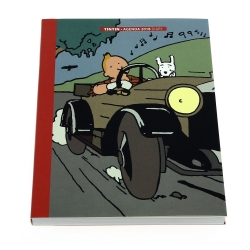 2018 Pocket diary agenda Tintin in the Land of the Soviets 9x16cm (24361)