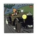 2018 Calendar Tintin in the Land of the Soviets 15x15cm (24360)