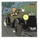 2018 Calendar Tintin in the Land of the Soviets 30x30cm (24359)