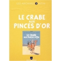 Los archivos Tintín Atlas: Le Crabe aux pinces d'or, Moulinsart, Hergé FR (2011)