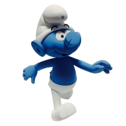 Collectible Figure Fariboles The Smurfs: The Smurf Robot SCR (2016)
