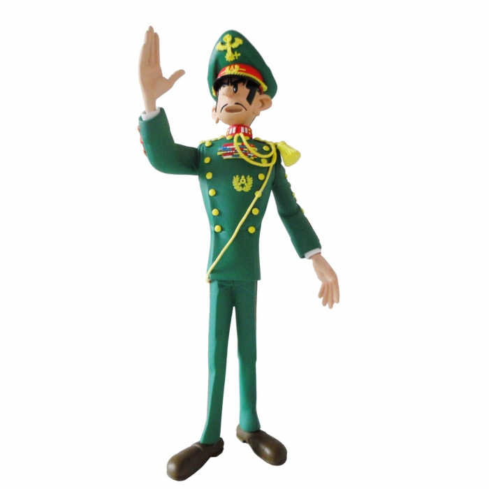 Collectible Figure Edition Originale Spirou Zantafio Dictator (2015)