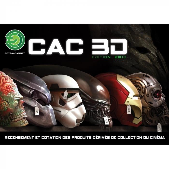 Catálogo cac3d de figuras de película Sideshow / Attakus / Gentle Giant (2013)