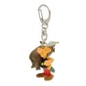 Keychain figure Plastoy Astérix holding a boar 60383 (2015)
