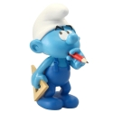 Collectible Figurine Plastoy The Handy Smurf 00178 (2017)