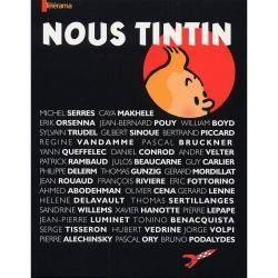 Livre Nous Tintin, Editions Moulinsart, Télérama Hergé 24050 (2004)