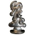 Collectible Figure Les étains de Virginie Smurfette on its mushroom (2017)