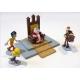 Figurine Pixi Johan et Pirlouit C'est le plus beau Schtroumpf de ma vie ! 6410