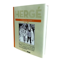 Tintin Le Feuilleton intégral Hergé Volume 9 1940-1943 (24233)