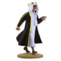 Figurine de collection Tintin Ben Kalish Ezab 13cm Moulinsart Nº62 (2013)