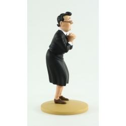 Collection figure Tintin Irma 13cm Moulinsart Nº79 (2014)