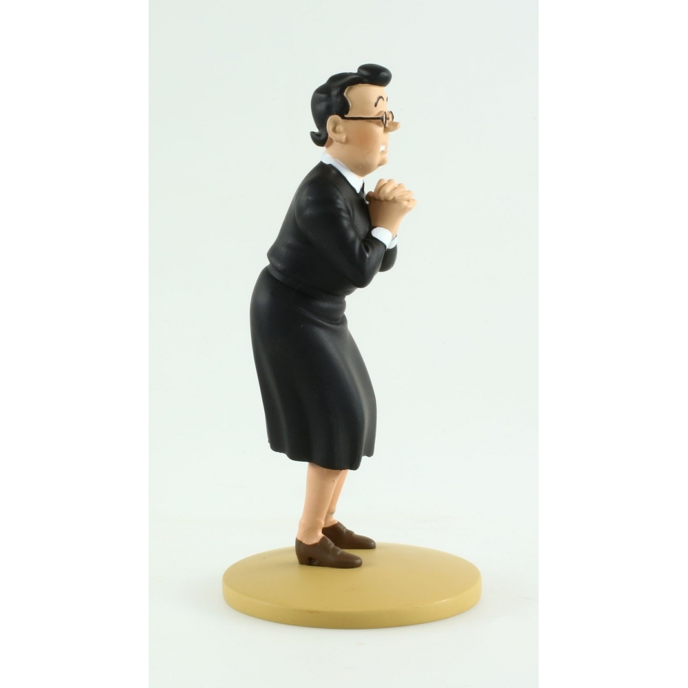 2014 Figura de colección Tintín Irma 13cm Moulinsart Nº72