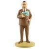 Figurine de collection Tintin Al Capone 13cm Moulinsart Nº78 (2014)