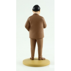 Collection figure Tintin Al Capone 13cm Moulinsart Nº78 (2014)