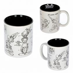 Taza mug en porcelana SD Toys Astérix (Sketch)