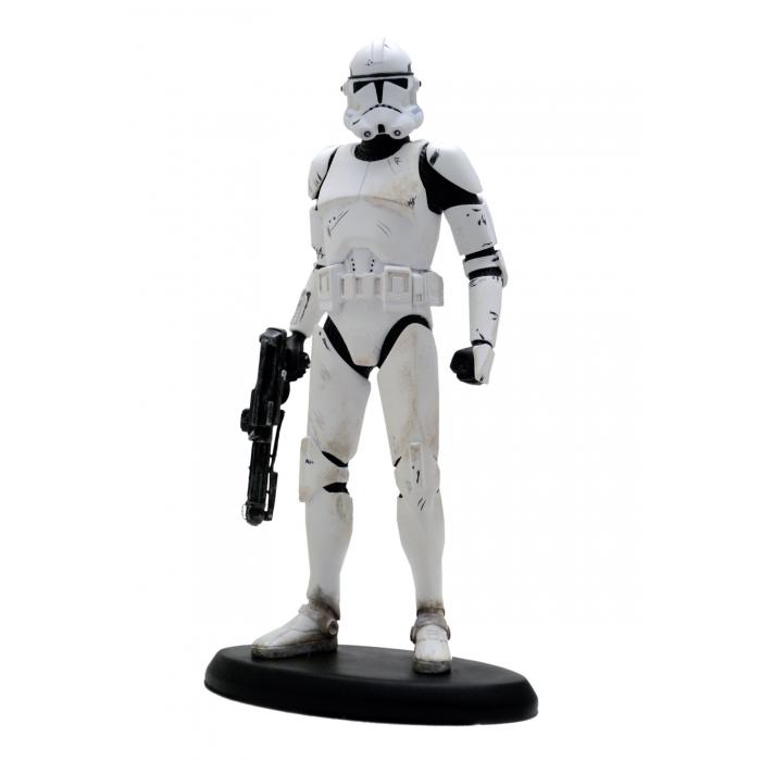 Figurine Star Wars Revenge of the Sith Clone Trooper Classic Attakus (SW016)