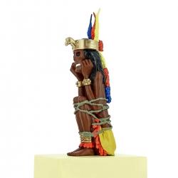 Collectible Figure Tintin The Rascar Capac Mummy Moulinsart 29cm 46003 (2017)