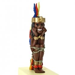 Figura de colección Tintín La Momia de Rascar Capac Moulinsart 29cm 46003 (2017)