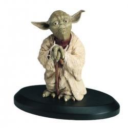 Figurine de Collection Star Wars: Yoda V2 Attakus 1/10 - SW017 (2015)