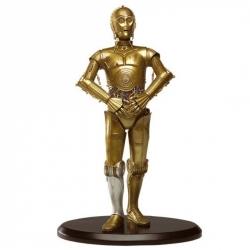 Estatua de colección Star Wars: C-3PO V2 Attakus 1/10 - SW019 (2015)