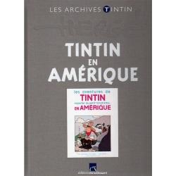 The archives Tintin Atlas: Tintin en Amérique B/N, Moulinsart, Hergé FR (2013)