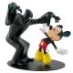Figura de colección Leblon-Delienne Disney Mickey y Mancha Negra 02101 (2010)