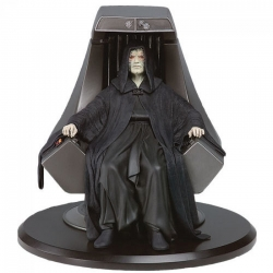 Estatua Star Wars Emperor Palpatine et Imperial Throne Attakus 1/10 (SW023)