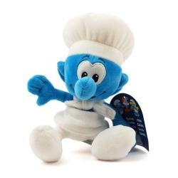 Peluche doudou Puppy Les Schtroumpfs: Le Schtroumpf cuisinier 20cm (755263)