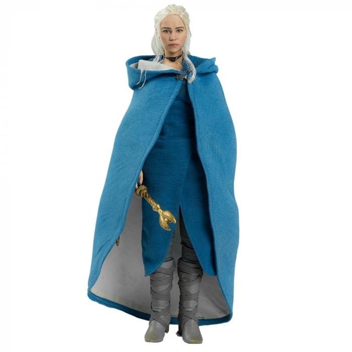 Figurine de collection Three Zero Game of Thrones: Daenerys Targaryen (1/6)